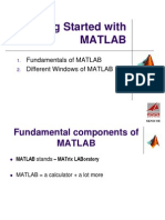00 Getting Started With Matlab