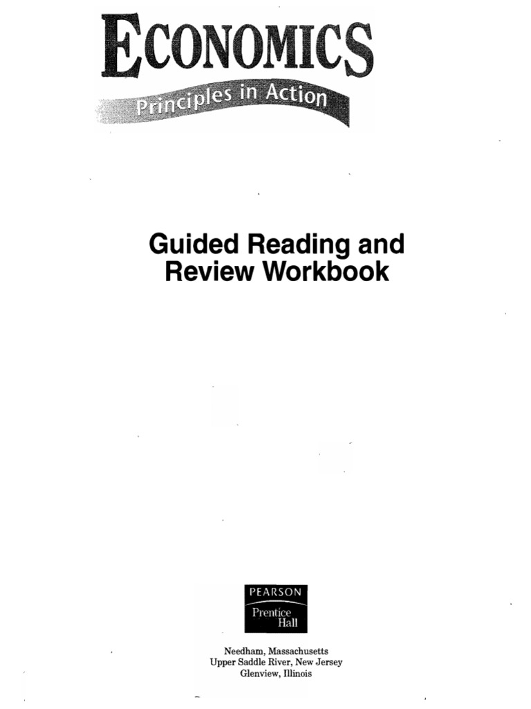 eco guided reading and review workbook monopoly supply economics rh scribd com guided reading and review workbook prentice hall economics principles in action answers guided reading and review workbook government