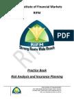 Risk Analysis Practice Book Sample1