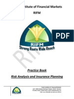 Risk Analysis Practice Book Sample1