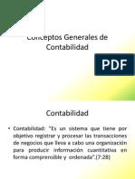 CLASE 3 CONCEPTOS BÁSICOS DE CONTABILIDAD