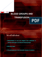 Tip Blood Group Ok