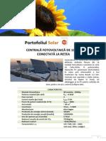 Sisteme Diverse Cu Panouri Fotovoltaice