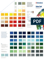 Ral colour card pdf creator