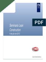 Lean Construction 1
