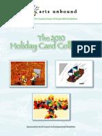 Arts Unbound Greeting Card Catalog