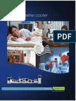 Products Range Brochure SYMPHONY AIR COOLER