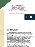 Proteksi Generator Tugas