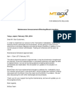 2014 Feb 15 - BTC-Transfers on Mt Gox Letterhead
