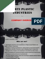 Aarti Plastic Industries