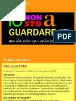 TUAC tour 2013