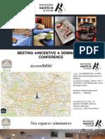 Présentation Hôtel Best Western Plus Business 2014