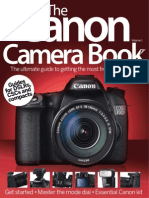 The Canon Camera Book Volume-1