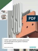 Generator VCB