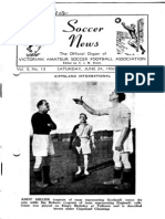 Soccer News 1950 June 24