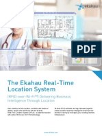 Ekahau RFID Over WiFi RTLS Solutions