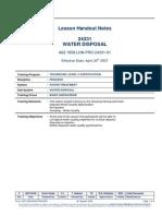 LHN Water Disposal 24331-01
