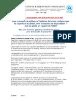 PressRelease 24 Jan 2014 French