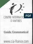 CIA Guide Grammatical