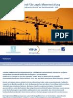 Studie_Fachkräftemangel und Führungskräfteentwicklung in Deutschland