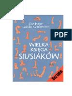 Wielka Księga Siusiaków – Hojer Dan, Kvarnstrom Gunilla