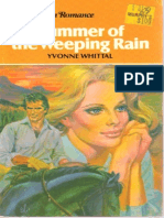 Summer of the Weeping Rain