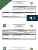 PLANDECLASE EDUCACIÓN AMBIENTAL Periodo I 2014