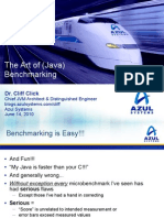 Cliff Click Art of Java Benchmarking