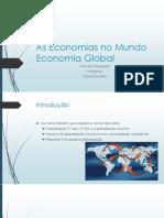 As Economias No Mundo