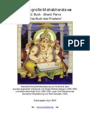 Mahabharata Buch12