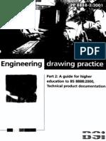 BS8888 Drafting