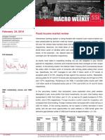 Vietnam Macro Weekly 24-02-2014