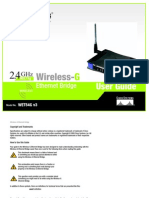 WET54G Manual