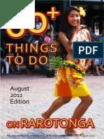 60 Things to Do in Rarotonga