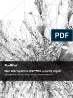 Blue Coat 2012 Web Security Report