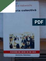 Maurice Halbwachs Memoria Colectiva