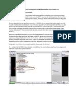 Cara Memisahkan Hasil Run Gaya Batang Pada SAP2000 Berdasarkan Cross Section Nya