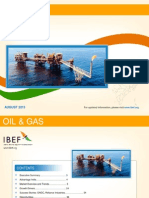 Oil and Gas August 2013