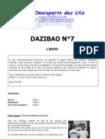Dazibao n°7