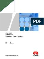 JPX01 MDF Product Description