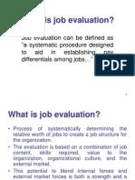 37213C&RM Job Evaluation