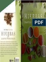 HIERBAS (PLANTAS MEDICINALES)