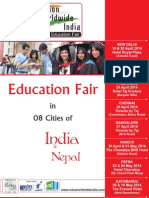 Education Fair 2014