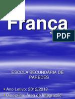 França - apresentação