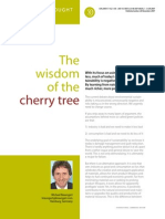 The Wisdom of the Cherry Tree - Michael Braungart