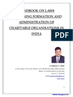 Booklet on Charitable Trust