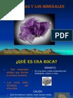 Las Rocas y Los Minerales