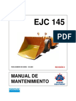 Manual de Mantenimiento EJC 145