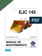 Manual de Mantenimiento EJC 145