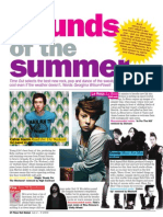 Time Out Dubai's best new music of the Summer, July 09
